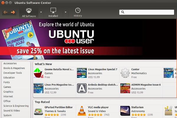 Ubuntu 12.04 Beta Ad