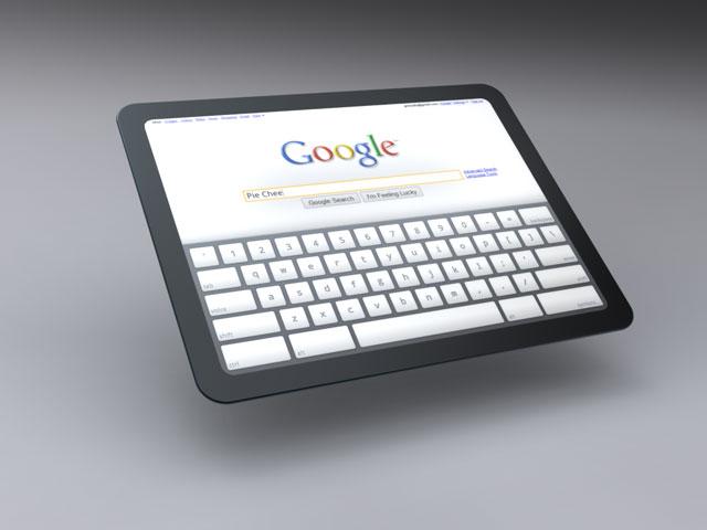 Google OS Tablet
