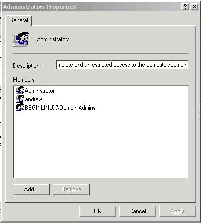 Configuring a SAMBA Print Server